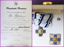 Ordine, Distincţii, Diplome Ion Dolănescu